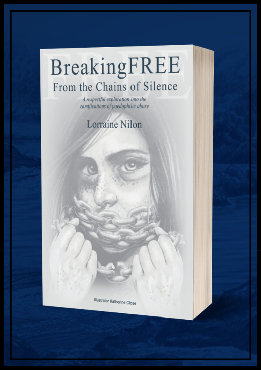 Lorraine Nilon Breaking Free from the Chains of Silence