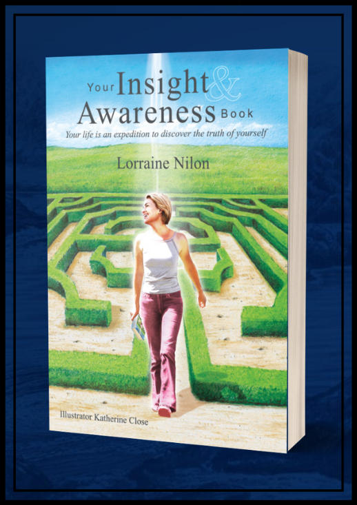 Lorraine nilon Insight and Awareness book